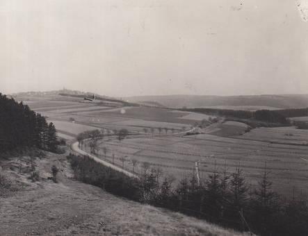 Blick auf Hirschburg