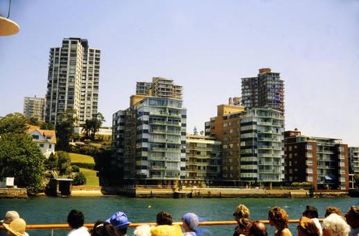 Sydneys Architektur