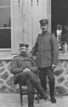 Erster Weltkrieg 2 Landser
