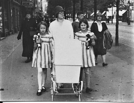 Sonntagsspaziergang 1930
