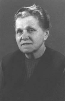 Oma Mariechen
