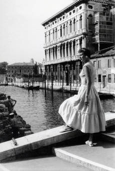 Modisch in Venedig