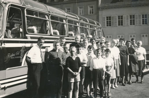 Ausflug nach Echternach