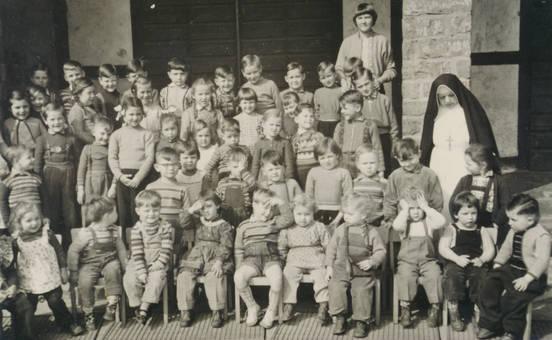 Kindergarten auf der Kipp