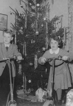 Weihnachtsrollen