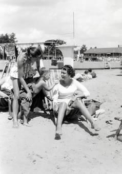 Badeurlaub mit Kind