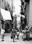 Altstadt in Neapel