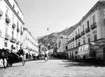 Straße in Maiori