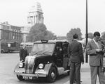 Englisches Taxi