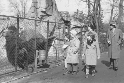 Tag im Zoo