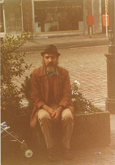 Aachen Losverkäufer Bend