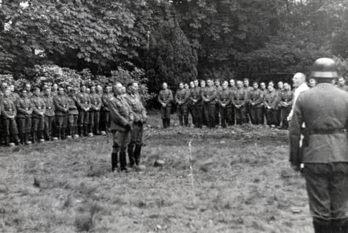 Soldatenversammlung