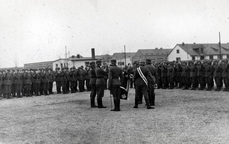 hakenkreuz, soldat, Uniform, versammlung, Wehrmacht, zweiter weltkrieg