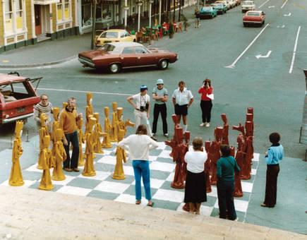 Schachfeldzug