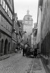 In Rothenburg ob der Tauber