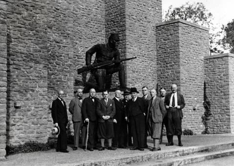 Goslarer Jägerdenkmal