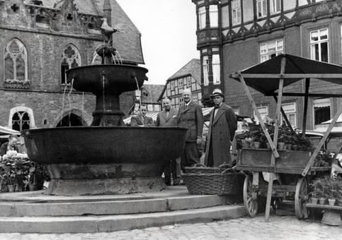 Markt in Goslar
