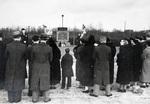 Gedenkfeier im NS-Regime