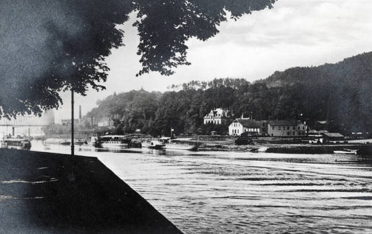 Ufer in Hameln