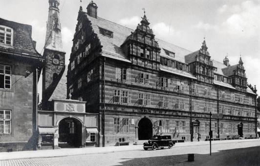 Rathaus in Hameln