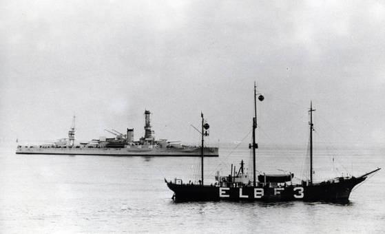 Zwei Schiffe