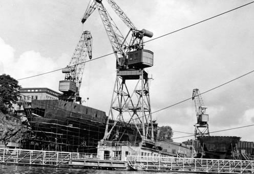 Werftanlage