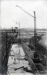 Baustelle am Rhein-Herne-Kanal
