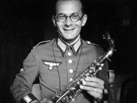 Saxophonsoldat