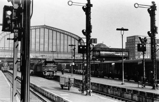 Gleisverkehr