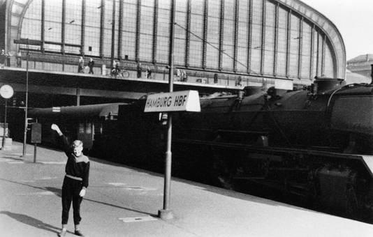 Grüße vom Hauptbahnhof