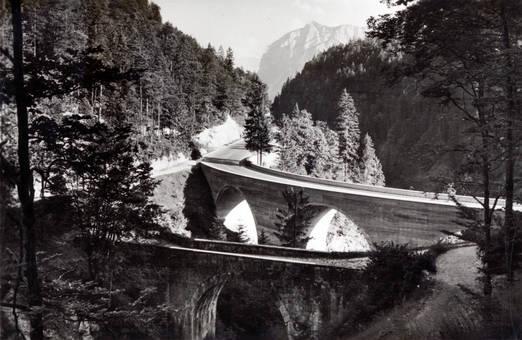 Die deutsche Alpenstraße