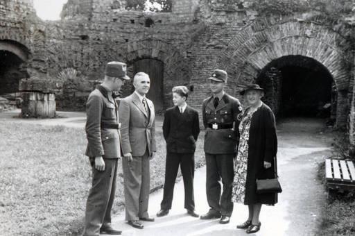 Mit Reichsarbeitsdienstlern