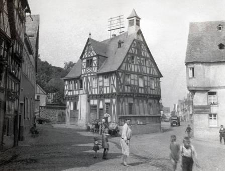 Rathaus in Rhens
