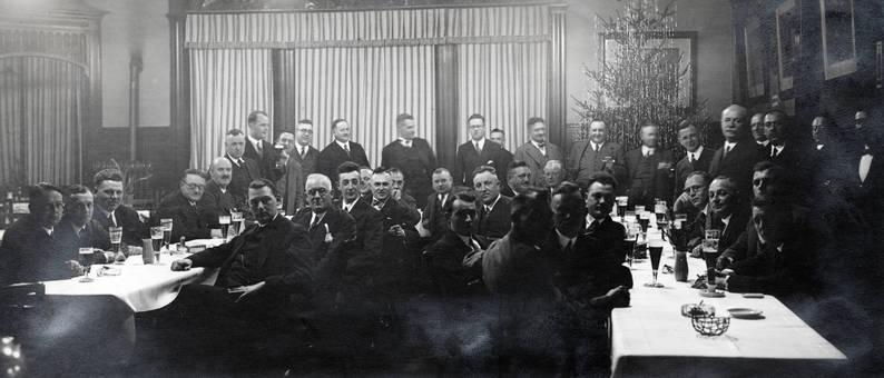 Belegschaft des Ruhrverbands