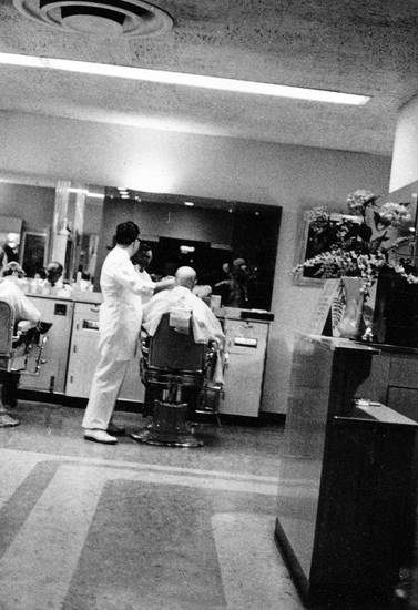 barber, Friseur, haare schneiden, new york, New York City, reise, spiegel, urlaub, Urlaubsreise, usa, Vereinigte Staaten