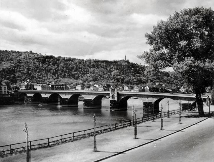 Alte Moselbrücke, brücke, Mosel, Moselbrücke, Römerbrücke, Trier