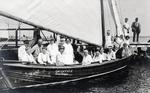 Gemeinsam im Segelboot