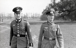 Spaziergang in Uniform