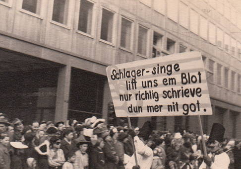 Schullzog in Köln