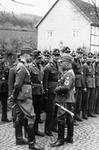 Vor dem Reichsarbeitsführer