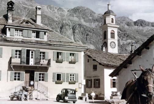 Stadthaus & Kirche