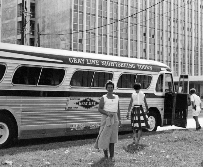 auto, bus, buslinie, Florida, gray line, gray line sightseeing tour, KFZ, lachen, Miami, mode, Muster, reise, rock, Sightseeing, sightseeing-bus, urlaub, Urlaubsreise, usa, Vereinigte Staaten