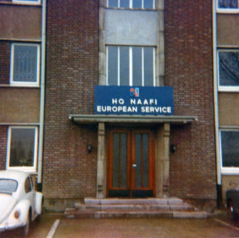 NAAFI Headquater Gütersloh