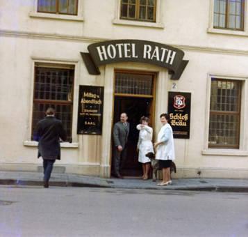 Inhaber des Hotels Rath