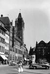 Marktplatz in Basel
