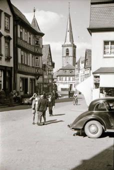In Würzburg