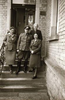 Soldatenfamilie