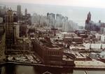 Chicagos Fluss entlang