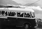 Reise mit dem Bus