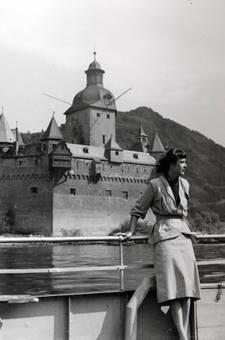 Vor Burg Pfalzgrafenstein